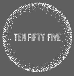 Ten Fifty Five Website